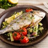 Гарячі страви з риби