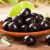 Giant black olives