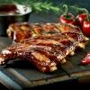 Fried pork ribs «Recreative»